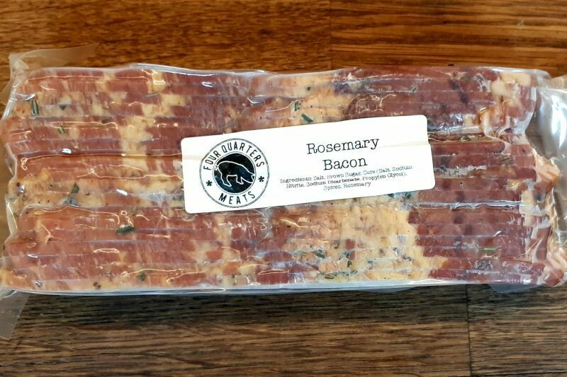 Four Quarters - Rosemary Bacon