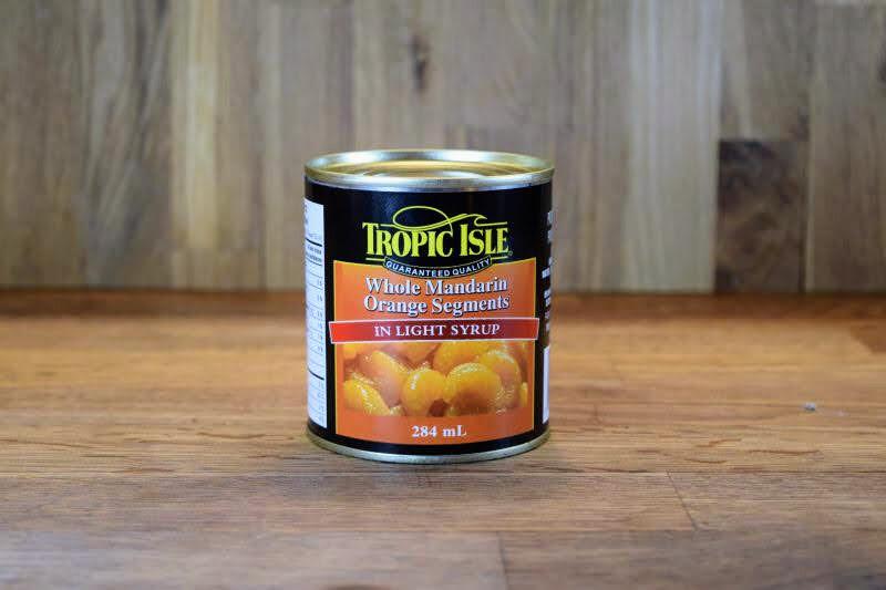 Tropic Isle - Whole Mandarin Orange Segments
