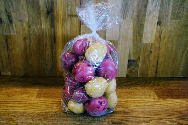 Mixed Nugget Potatoes - 3lb