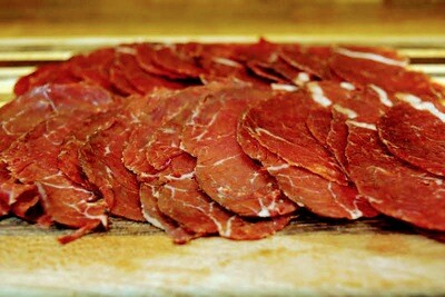 Beef Bresaola - 100g