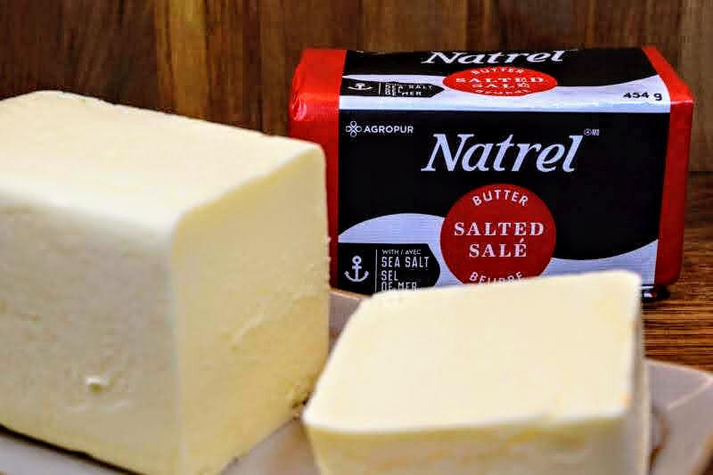 Natrel Butter w/Seasalt (1lb)