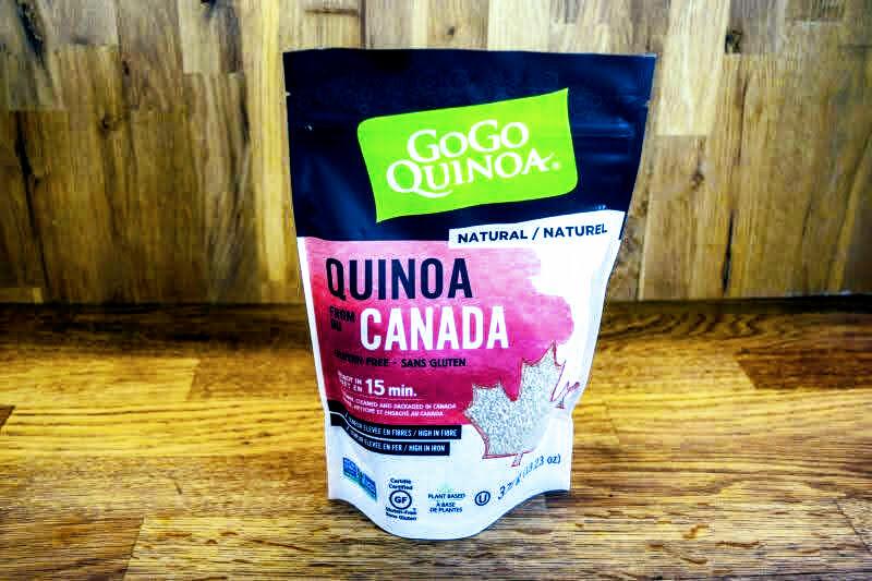 GoGo Canadian Quinoa