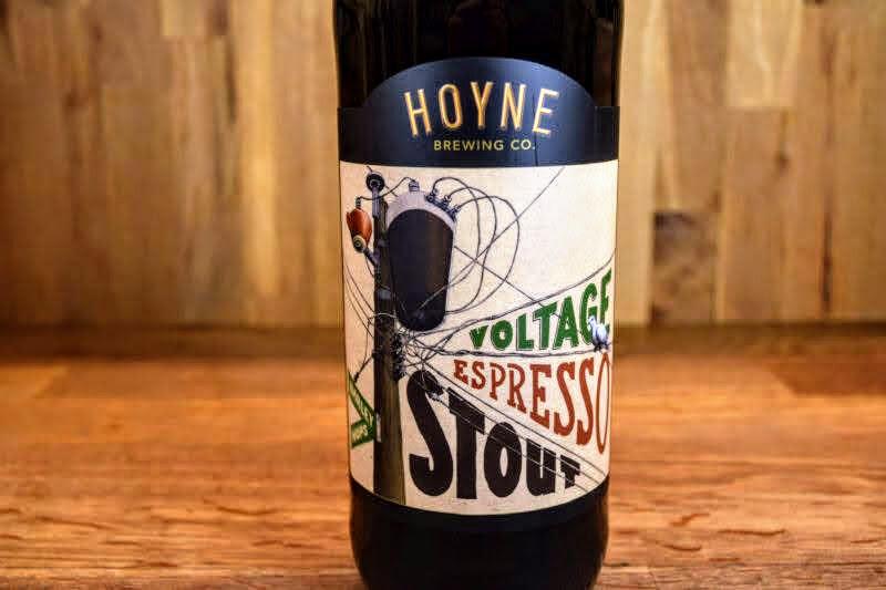 Hoyne Brewing - Voltage Espresso Stout