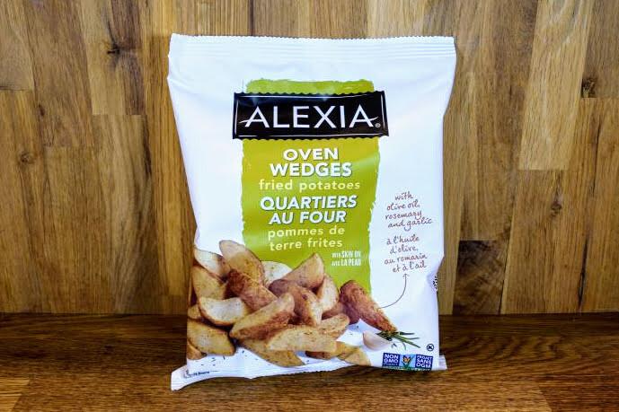 Alexia Rosemary & Garlic Potato Wedges