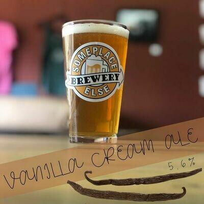 Vanilla Cream Ale
