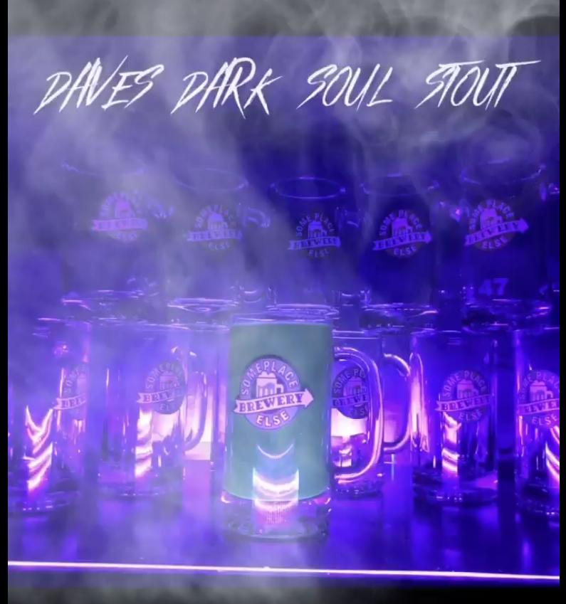 Dave's Dark Soul Stout