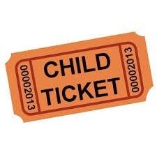 Child Entry Ticket