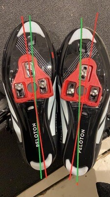 Cycling Shoe/Cleat Analysis