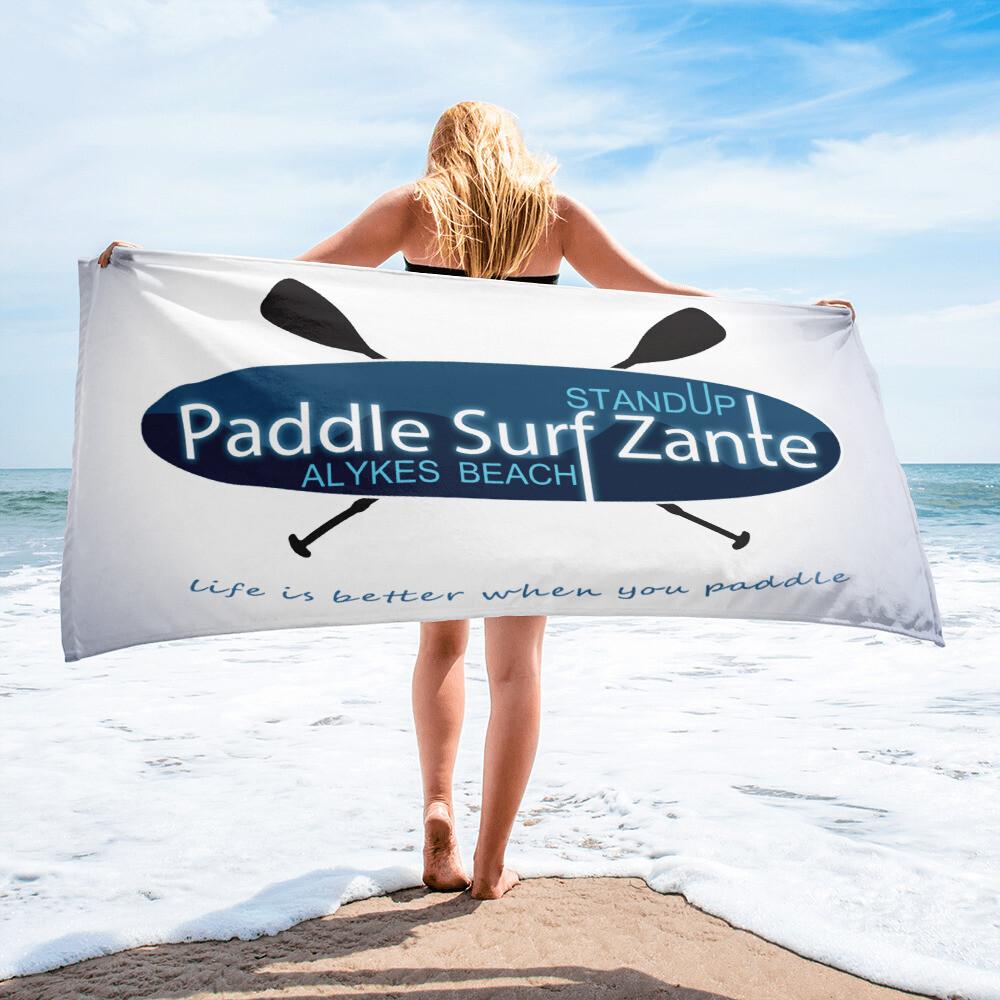 Beach Towel PSZ Logo