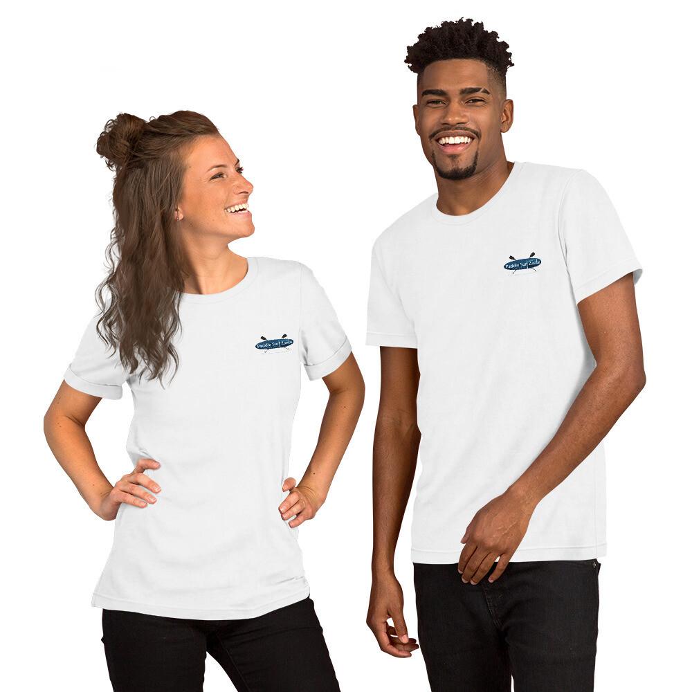 Short-Sleeve Unisex T-Shirt PSZ Logo