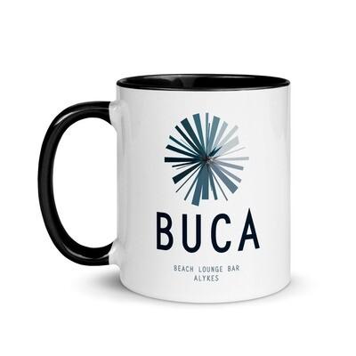 Mug with Color Inside BUCA LOGO