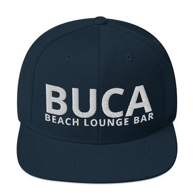 Snapback Hat BUCA Beach Lounge Bar