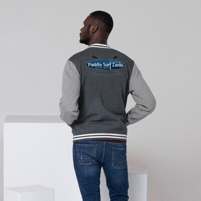 Men's Letterman Jacket PSZ LOGO