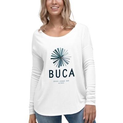 Ladies' Long Sleeve Tee BUCA LOGO®