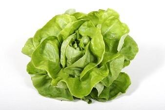 Salade laitue batavia blonde BIO / pièce
