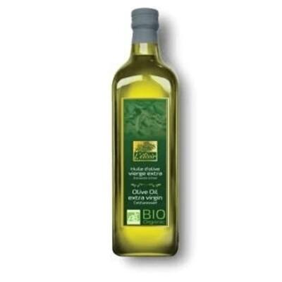 Huile d'olive vierge extra BIO - 75cl - Tunisie