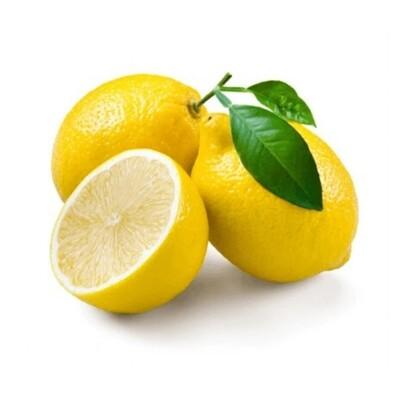Citrons jaunes BIO - environ 400g - Italie
