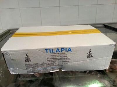TILAPIA 600/800 4 KG