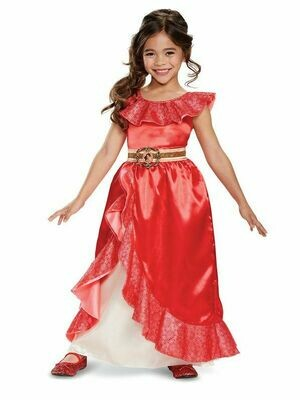 Disfraz Niña Elena de Avalor Version Deluxe