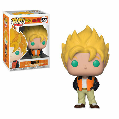 Funko Pop! Goku Casual Dragon Ball
