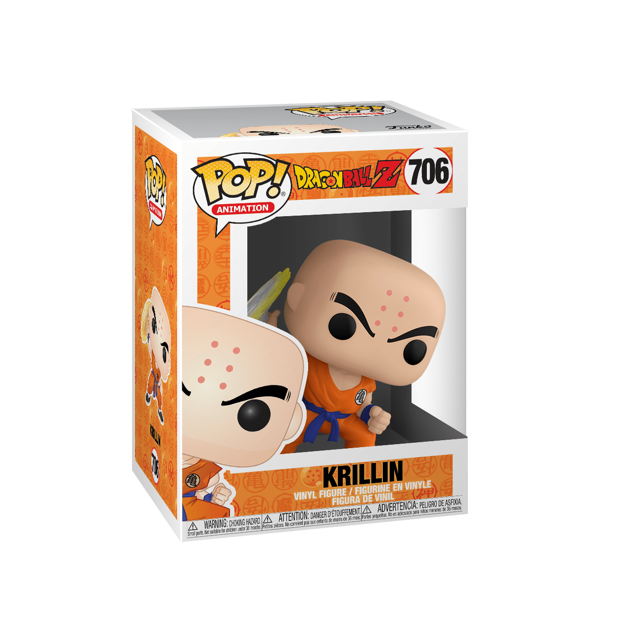 Funko Pop! Krillin Dragon Ball Z