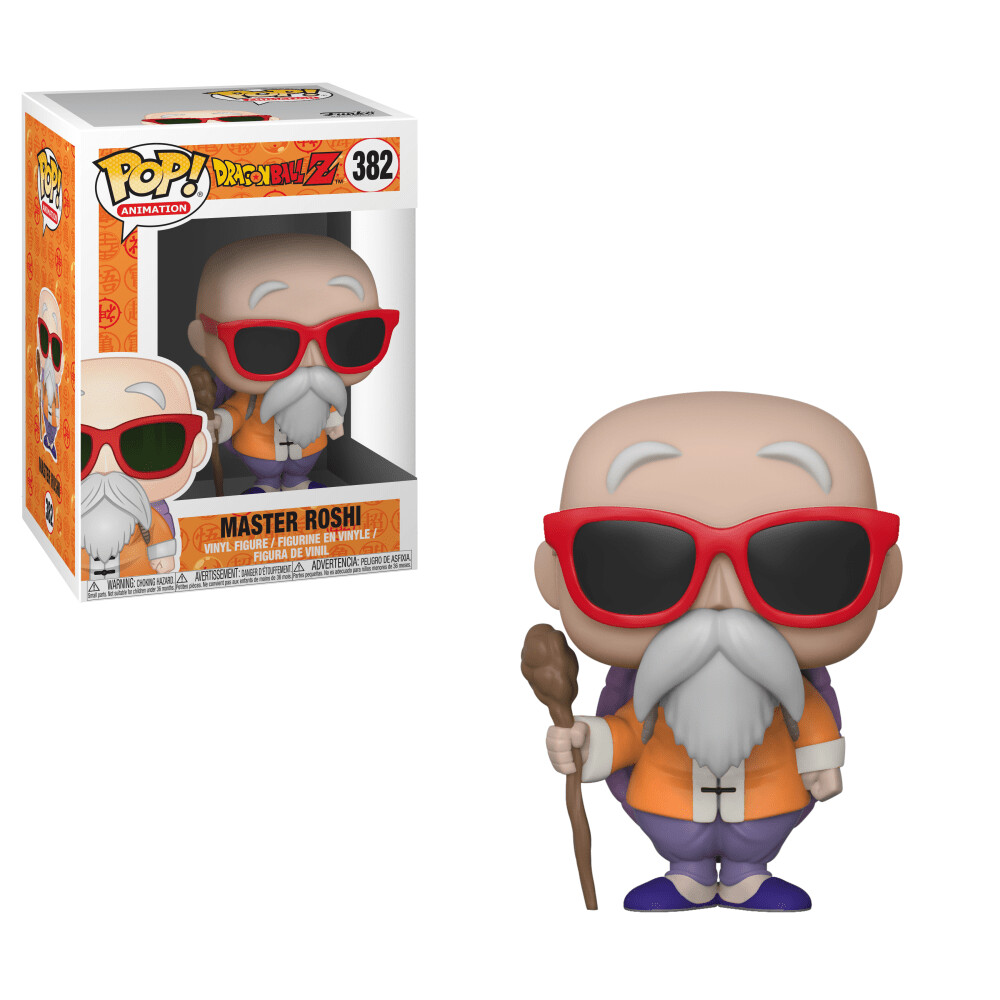 Funko Pop! Maestro Roshi Dragon Ball
