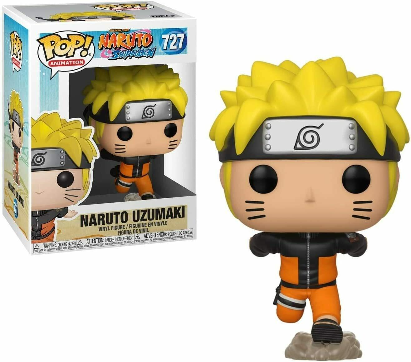 Funko Pop! Naruto Uzumaki Corriendo #727