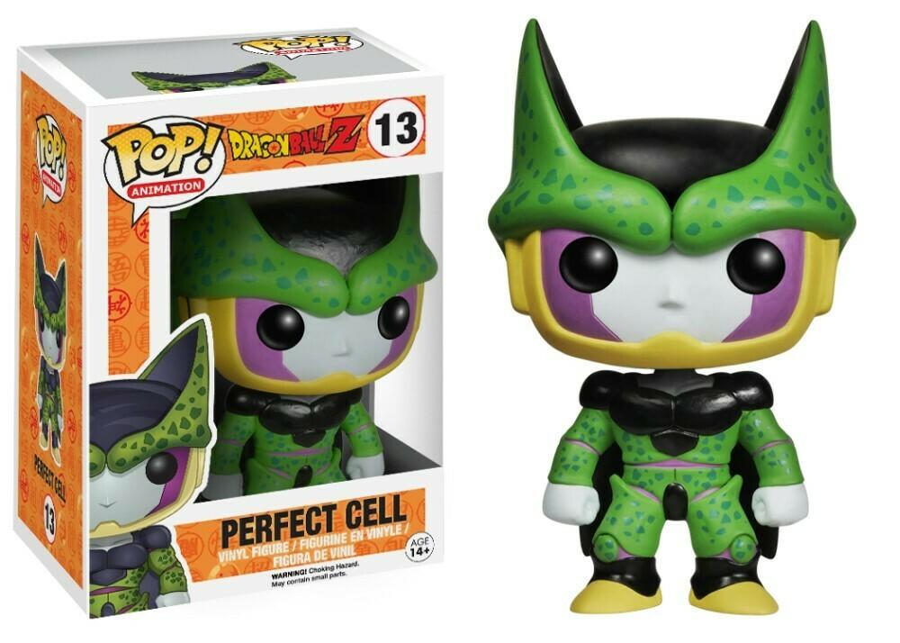 Funko Pop! Perfect Cell Dragon Ball Z