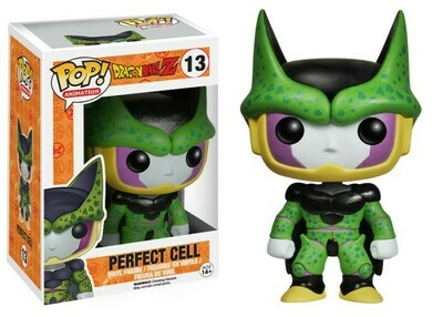 Funko Pop! Perfect Cell Dragon Ball Z