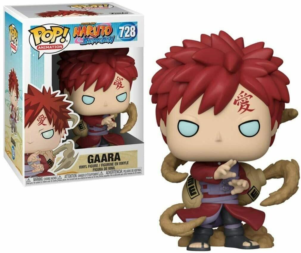 Funko Pop! Gaara - Naruto Shippuden