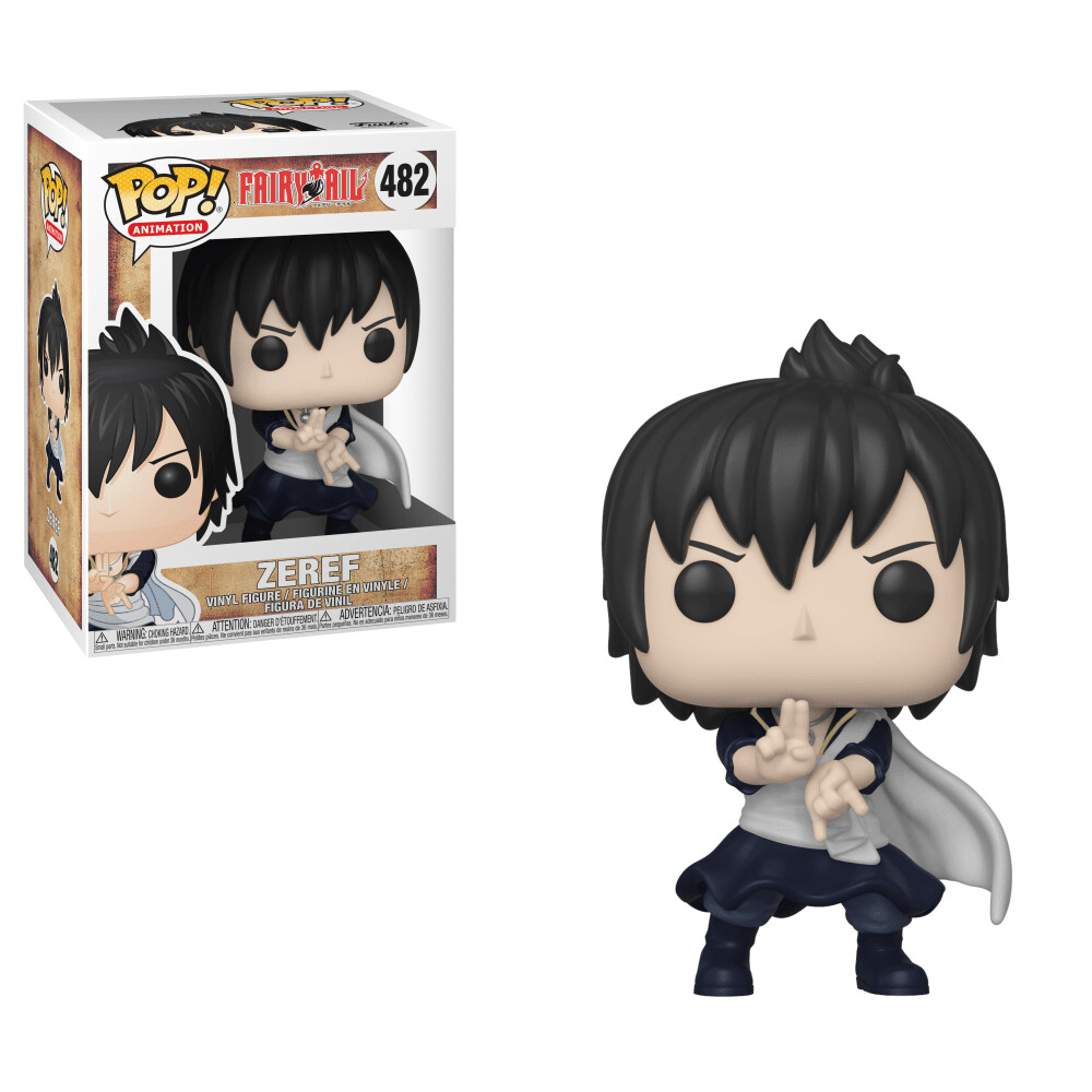 Funko Pop! Zeref Fairy Tail