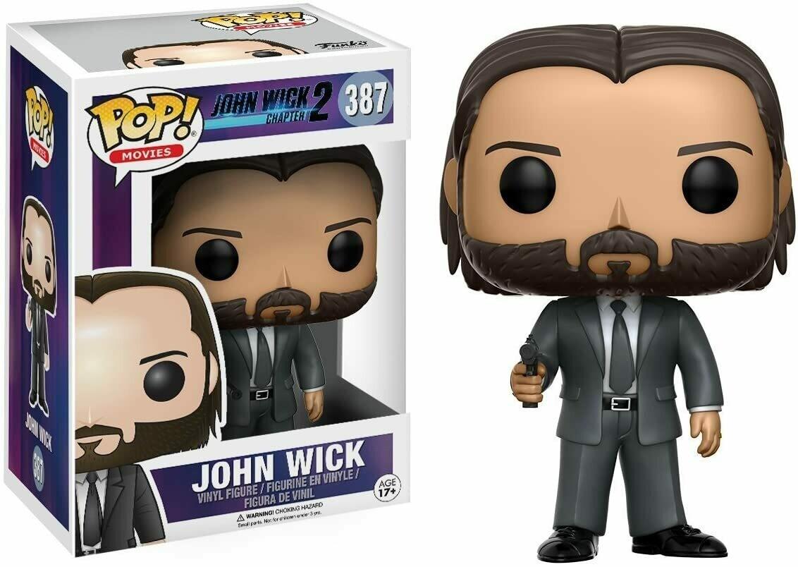 Funko Pop! John Wick Capitulo 2