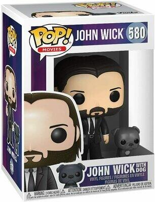 Funko Pop! John Wick with Dog