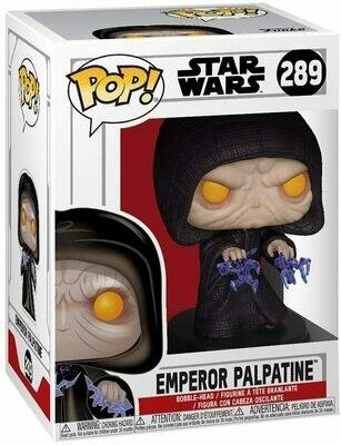 Funko Pop! Emperador Palpatine Star Wars