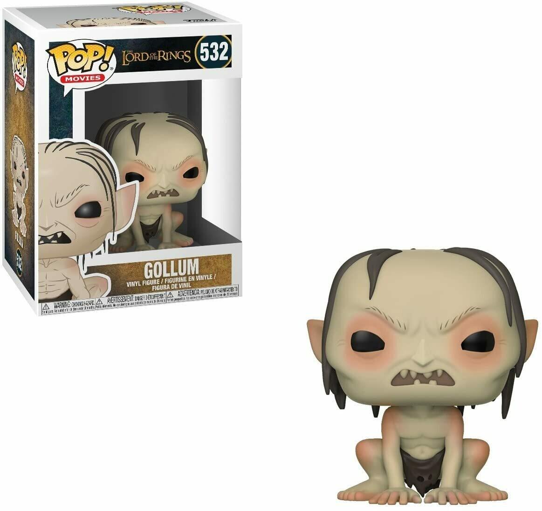 Funko Pop! Gollum El Señor de los Anillos