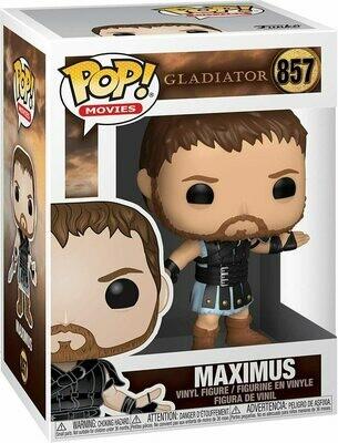 Funko Pop! Maximus Gladiador