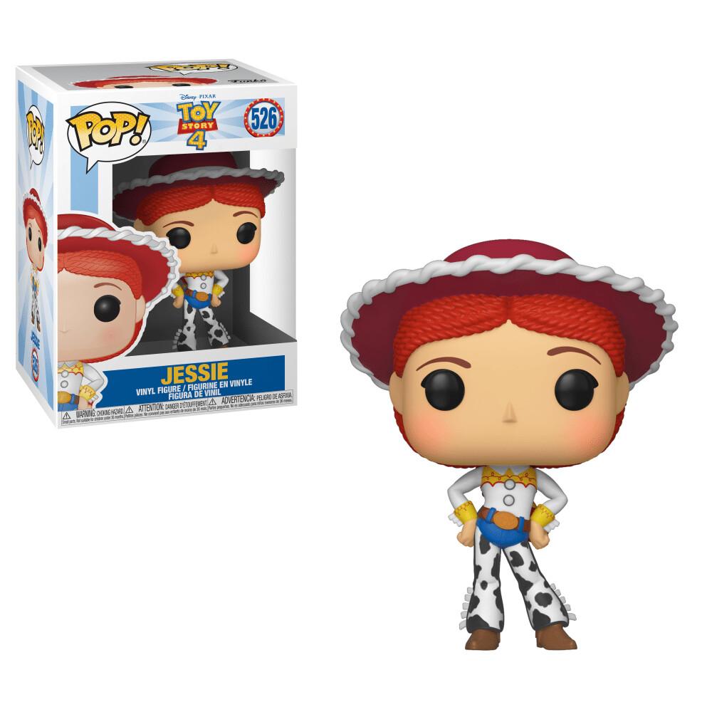 Funko Pop! Disney: Jessie #526 Toy Story 4