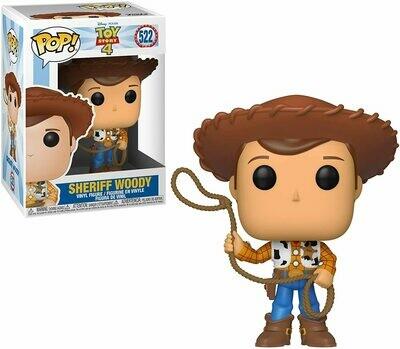 Funko Pop! Sheriff Woody Toy Story 4
