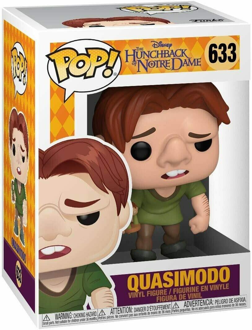 Funko Pop! Quasimodo El Jorobado de Notre Dame