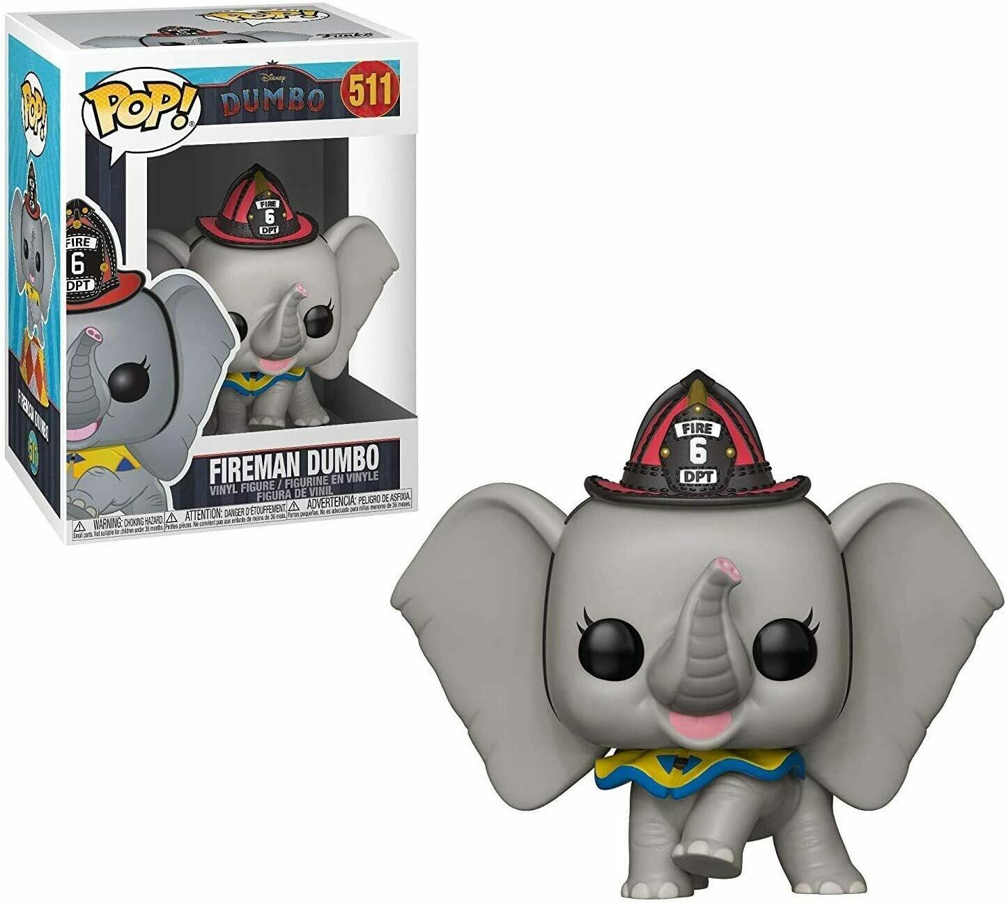 Funko Pop! Dumbo Bombero