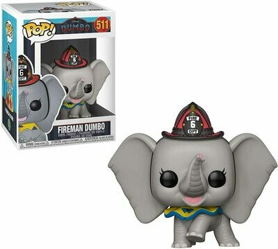 Funko Pop! Dumbo Bombero #511 - Disney