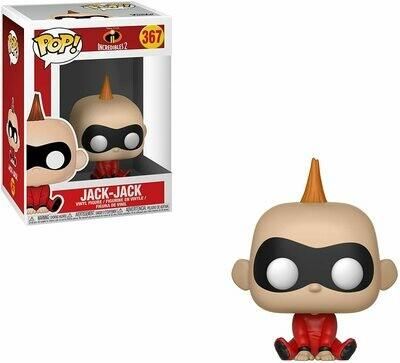 Funko Pop Jack Jack Los Increibles