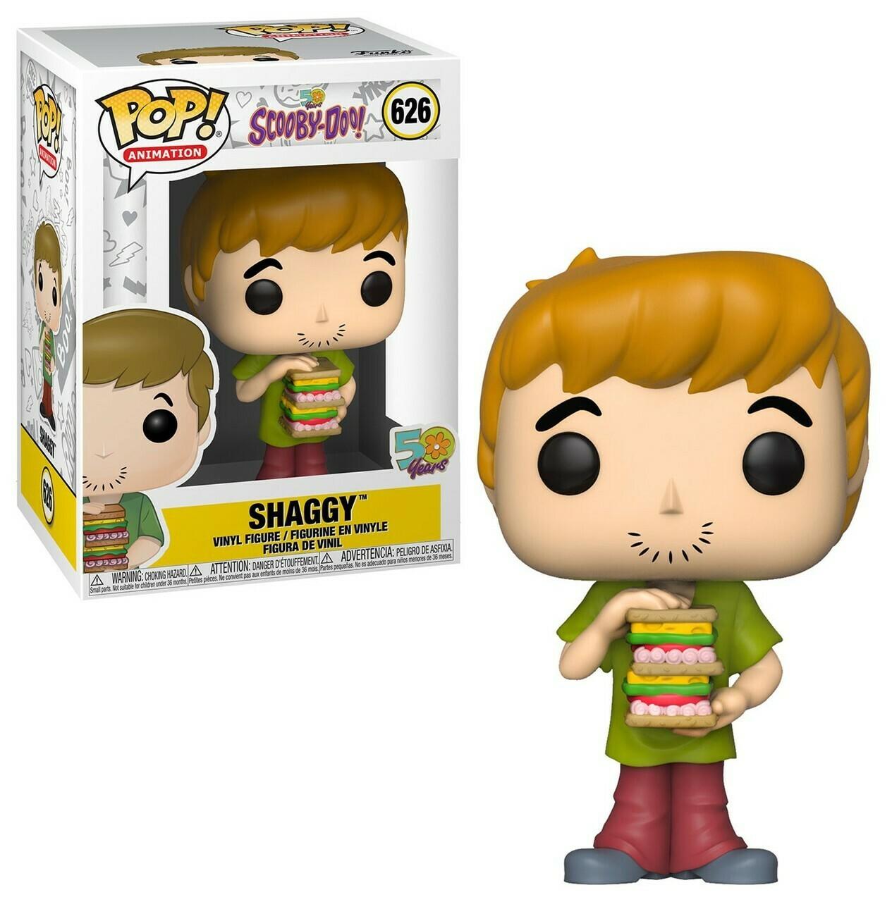 Funko Pop! Shaggy Scooby Doo