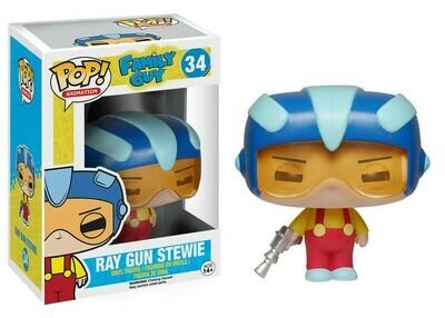 Funko Pop! Ray Gun Stewie Family Guy