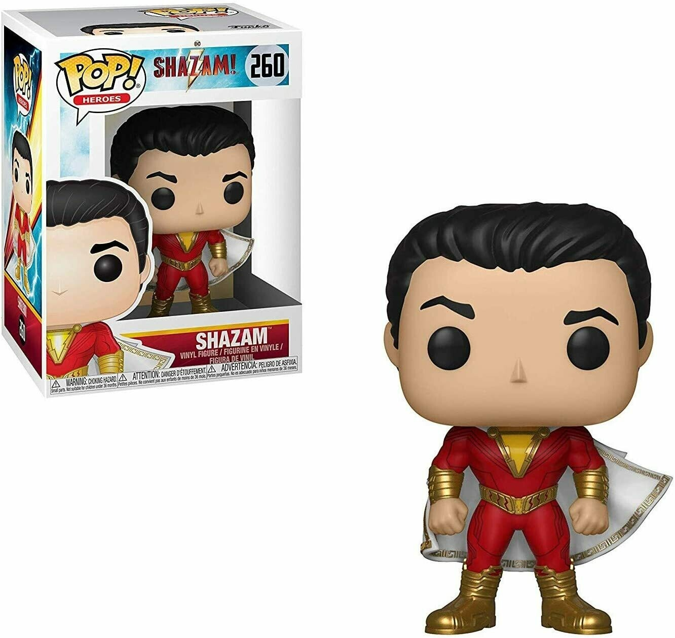 Funko Pop! Shazam DC Comics