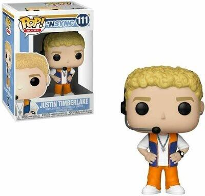 Funko Pop! Justin Timberlake NSYNC