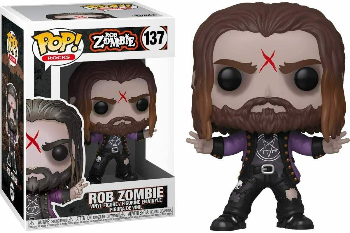 Funko Pop! Rob Zombie