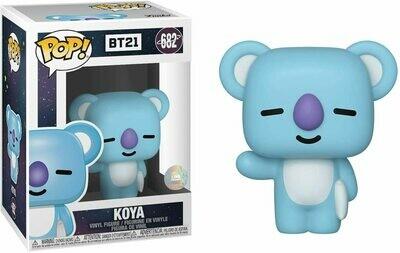 Funko Pop! Koya BT21 BTS