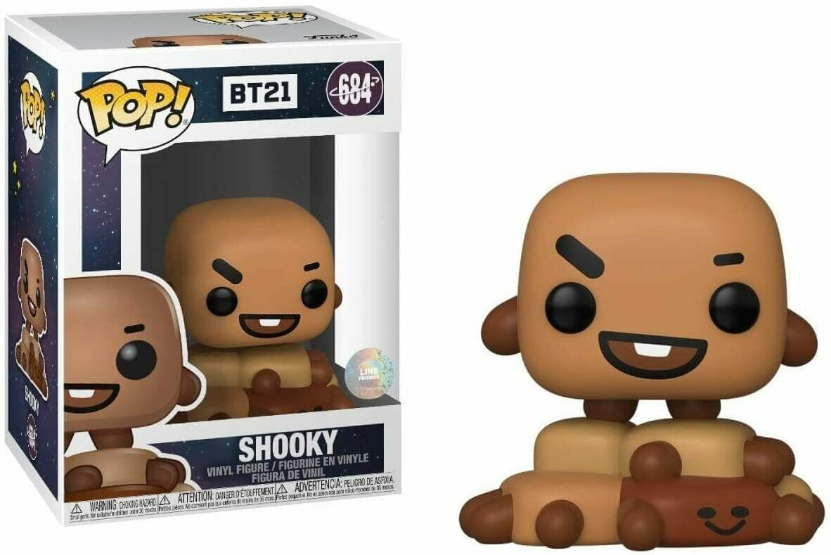 Funko Pop! Shooky BT21 BTS