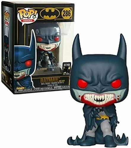 Funko Pop! Batman Red Rain 80 Aniversario